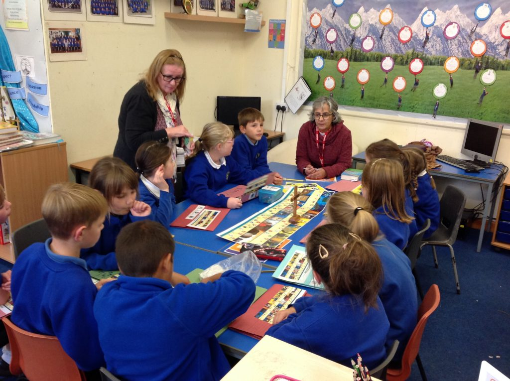 Bible Discovery Club   Staveley CE Primary School